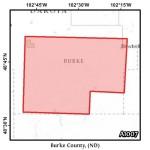 Burke County, (ND)