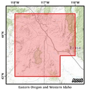 Eastern Oregon and Western Idaho