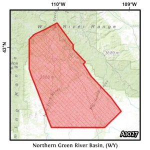 Northern Green River Basin, (WY)