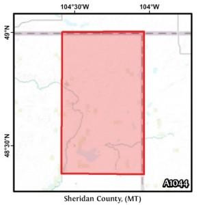 Sheridan County, (MT)