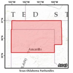 Texas-Oklahoma Panhandles