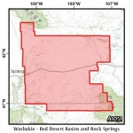 Washakie - Red Desert Basins and Rock Springs