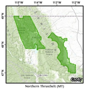 Northern Thrustbelt (MT)