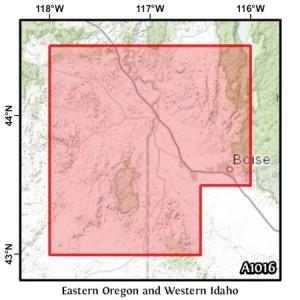 Eastern Oregon and Western Idaho