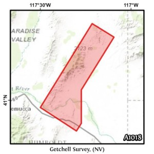Getchell Survey, (NV)