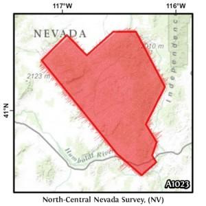 North-Central Nevada Survey, (NV)