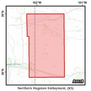 Northern Hugoton Embayment, (KS)