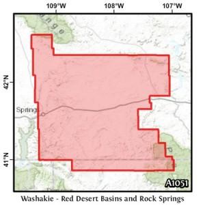 Washakie - Red Desert Basins and Rock Springs