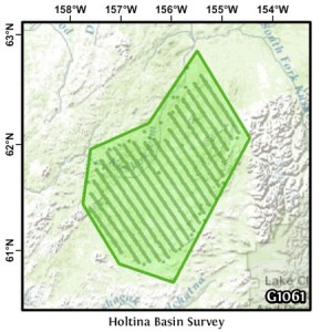 Holtina Basin Survey