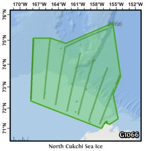 North Cukchi Sea Ice