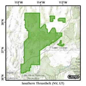 Southern Thrustbelt (NV, UT)