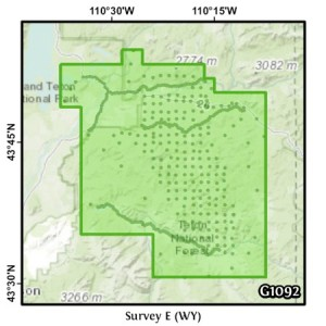 Survey E (WY)